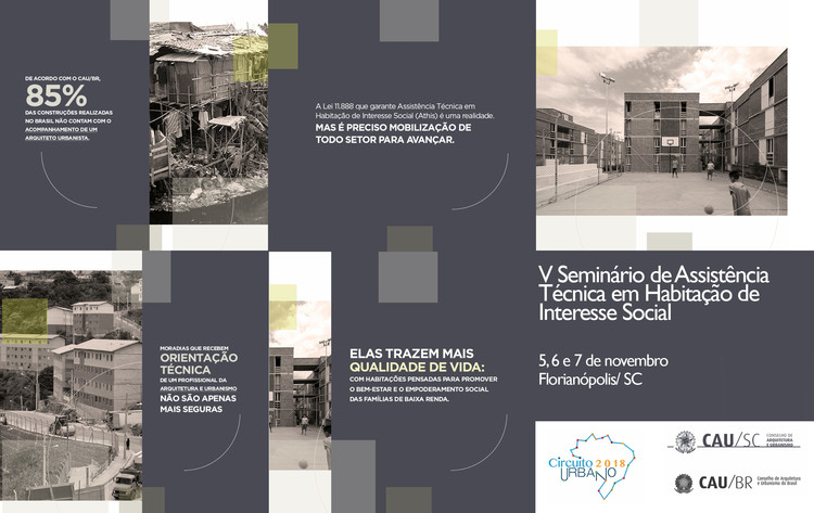V Seminário de Assistência Técnica em Habitação de Interesse Social , V Seminário de Assistência Técnica em Habitação de Interesse Social