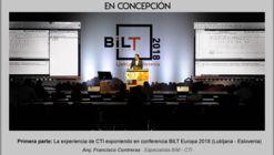 Charla BIM de nivel mundial en Concepción