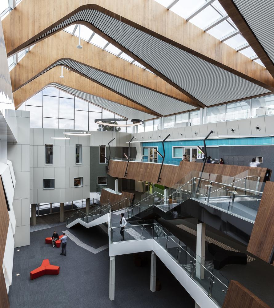science precinct deakin university ds architects. Black Bedroom Furniture Sets. Home Design Ideas