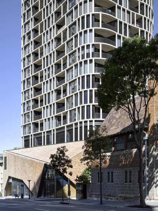 Spire Residences / John Wardle Architects , © Christopher Frederick Jones