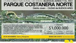Concurso Nacional de Ideas: Buenos Aires y el Río. Parque Costanera Norte