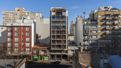 STUDENT RESIDENCE / Z+BCG ARQUITECTOS