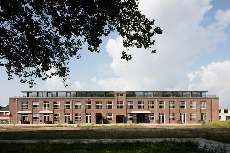 De Lakfabriek  / Wenink Holtkamp Architecten, © Tim van de Velde