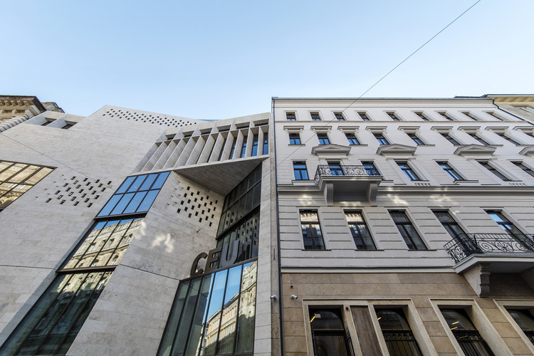 Fate of O'Donnell + Tuomey's RIBA International Prize Contender Uncertain after Political Crackdown, © Tamás Bujnovszky
