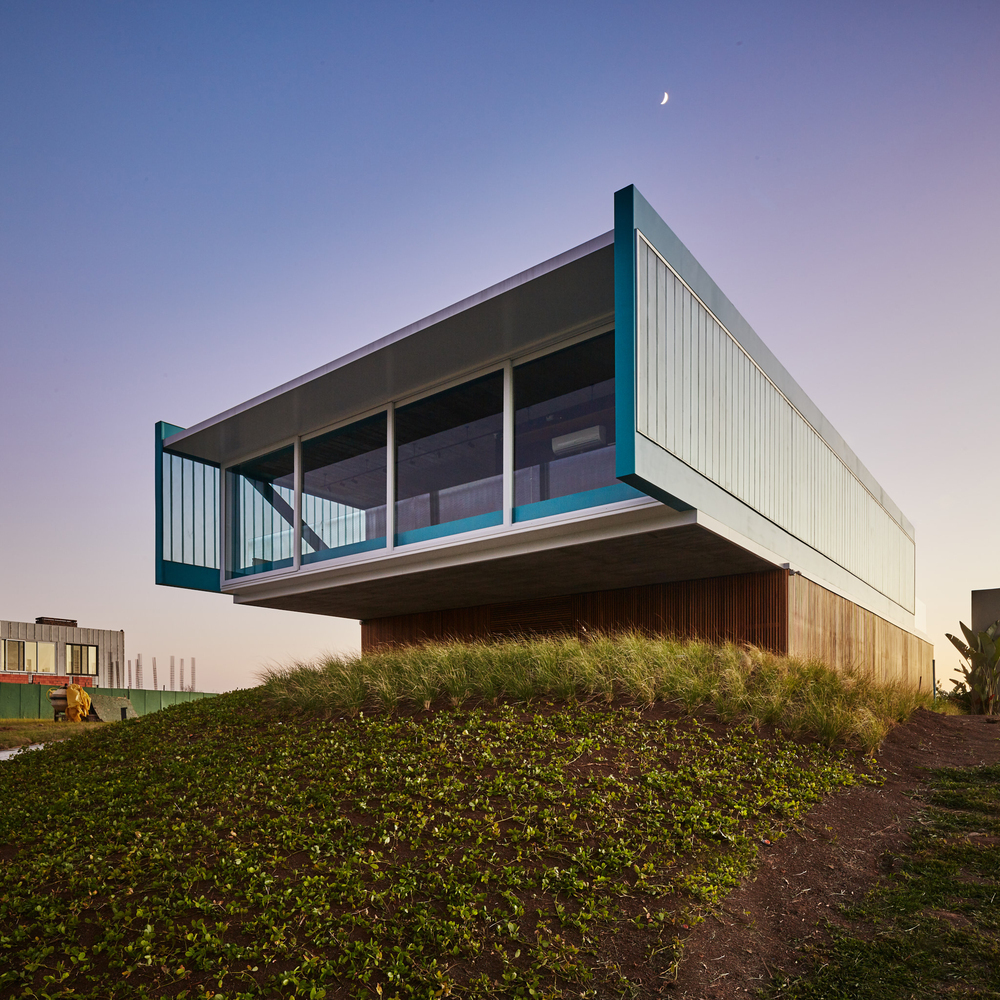 Brazilian houses 15 steel projects in plan and section