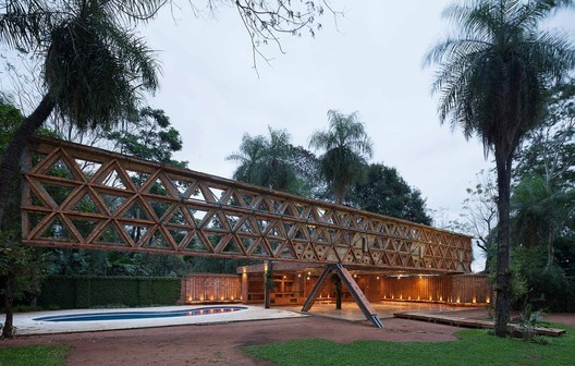 © Federico Cairoli. ImageQuincho Tía Coral / Gabinete de Arquitectura