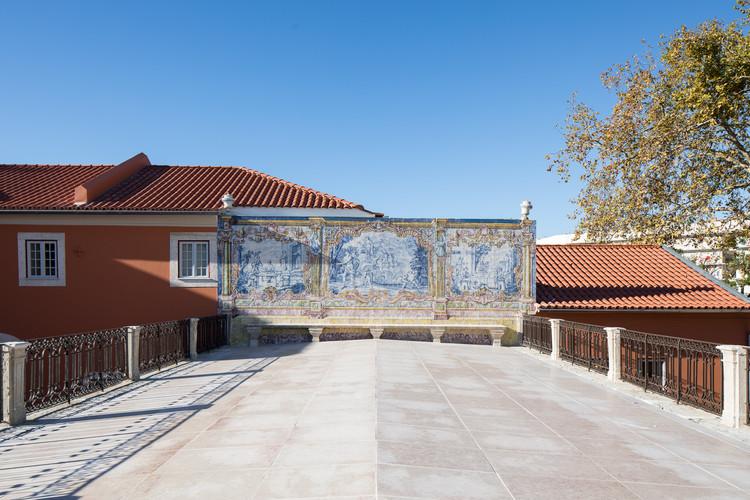 Reabilitação e adaptação do Palacete da Quinta do Bom Pastor / Nuno Valentim, © João Ferrand
