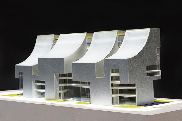 Novo projeto de Steven Holl explora a luz e a porosidade urbana em Pequim, Cortesia de Steven Holl Architects