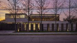 Sinagoga y Centro Comunitario NBI  / Nicolas Loi