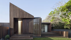 Casa humilde / Coy Yiontis Architects