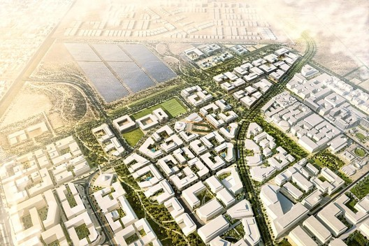 Masdar City is expected to be completed in the year 2030.