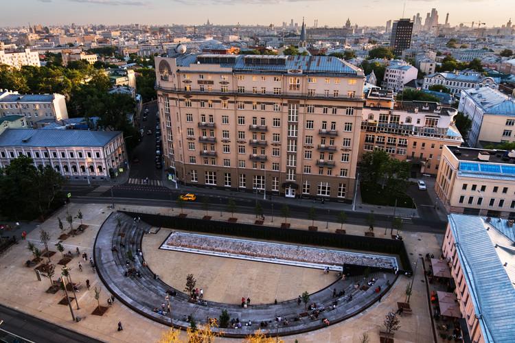 Khokhlovskaya Square / Strelka KB + DJAO-RAKITINE, © Alexey Nazarov