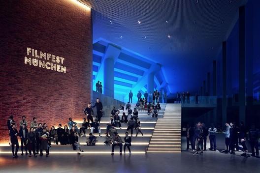 Gasteig Cultural Center. Image Courtesy of MIR