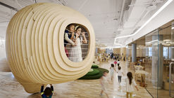WeGrow / Bjarke Ingels Group