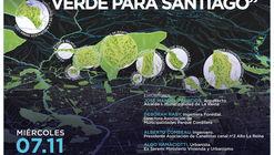 Seminario 'Pie de Monte, nueva infraestructura verde para Santiago'