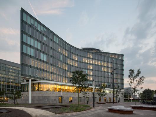 Sede de Stibbe en Amsterdam / JCAU B.V.
