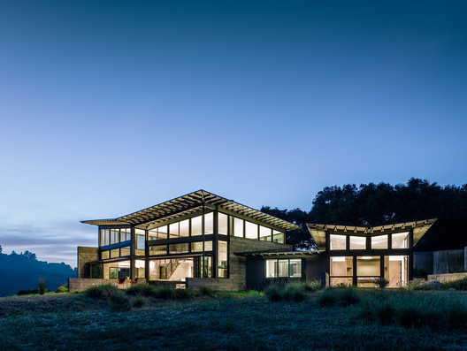 Butterfly House / Feldman Architecture