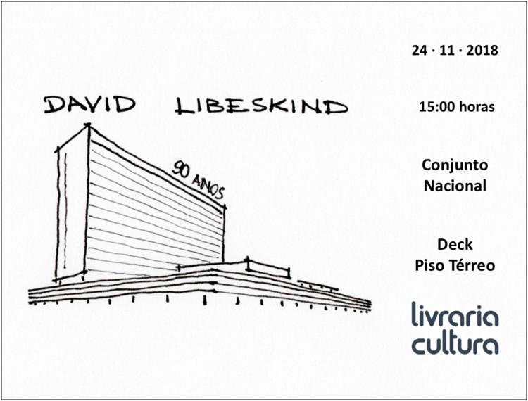 """Debate """"David Libeskind 90 Anos"""" na Livraria Cultura"""