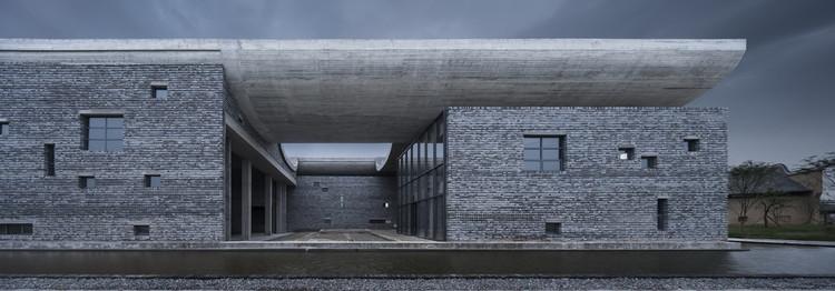 Tian Han Cultural Park / WCY Regional Studio, College of Art. Image © Li Yao
