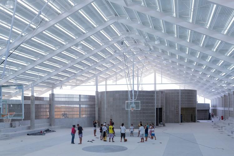 Arena do Morro / Herzog & de Meuron. Image © Iwaan Baan