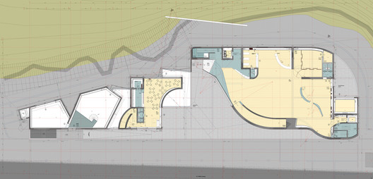 Floor plan. Image by Álvaro Siza