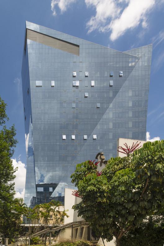 VITRA / Daniel Libeskind. Image © Marcelo Scarpis