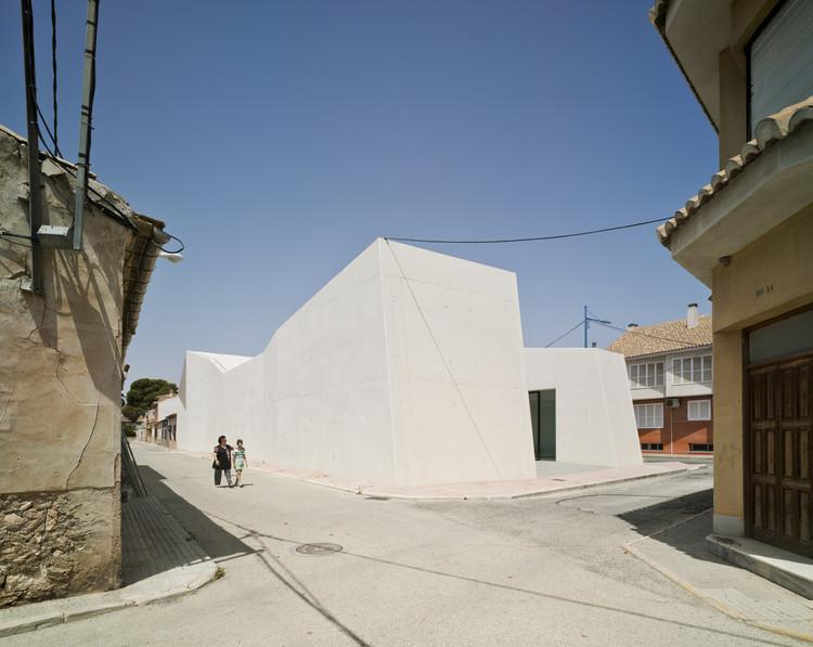 Edificio Plurifuncional BENFERRI / Rafael Landete + Emilio Cortes, © David Frutos