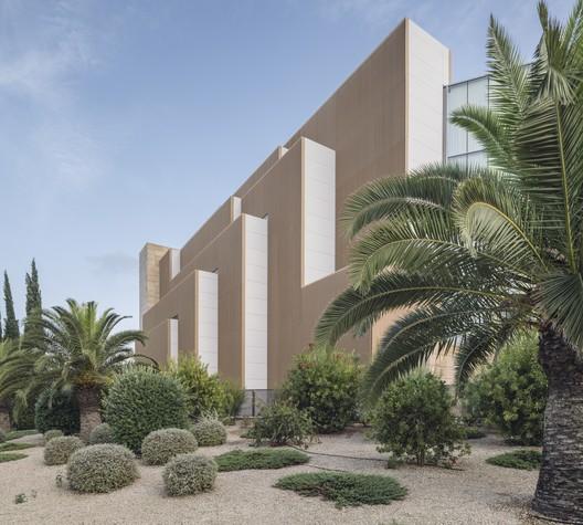 Ampliação do Ibiza Gran Hotel / Colmenares Vilata Aquitectos