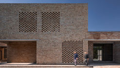 Centro Comunitario en Sanhe Village / Wall Architects of XAUAT