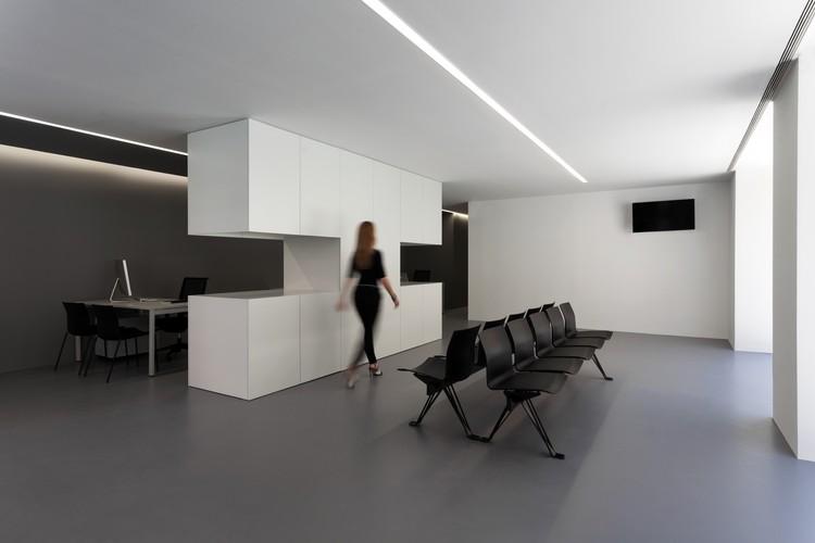 Oficinas OAV / Fran Silvestre Arquitectos, © Diego Opazo
