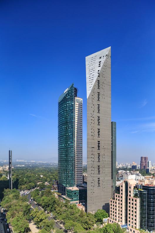 Torre Reforma Wins the 2018 International Highrise Award