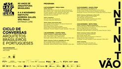 Ciclo de Conversas / Arquitetos brasileiros e portugueses