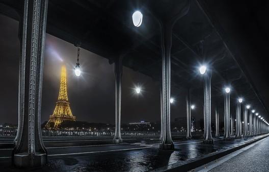 Ponte Bir-Hakeim. Image © Gian Matteo Tagliabue (IT), Remarkable Award