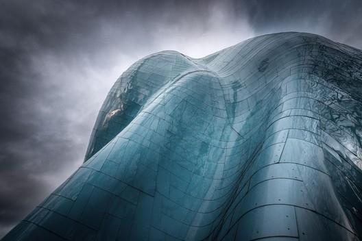 EMP Museum. Image © Pygmalion Karatzas (GR), Remarkable Award
