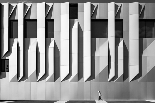 Ancient and modern. Image © David Fletcher (GB), Honorable Mention