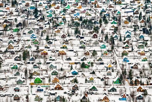 Toy houses. Image © Fyodor Savintsev (RU), 1o Classified