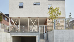 Triple Stilt House / Archidance