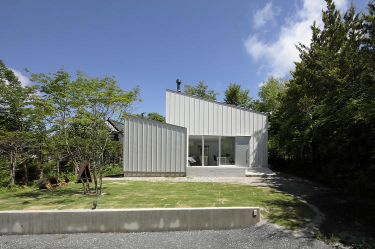Yatsugatake Annex / Takanori Ineyama Architects, © Koichi Torimura