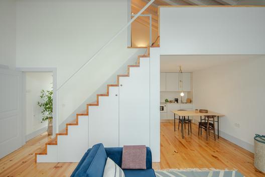 Sá da Bandeira / PF Architecture Studio