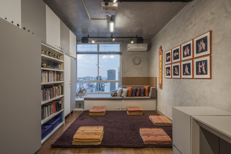 Sala Multiuso D&M / Masv arquitetura, © Daniel Mansur