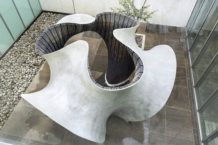 Zaha Hadid Architects and ETH Zurich Create 3D Knitted Concrete ...