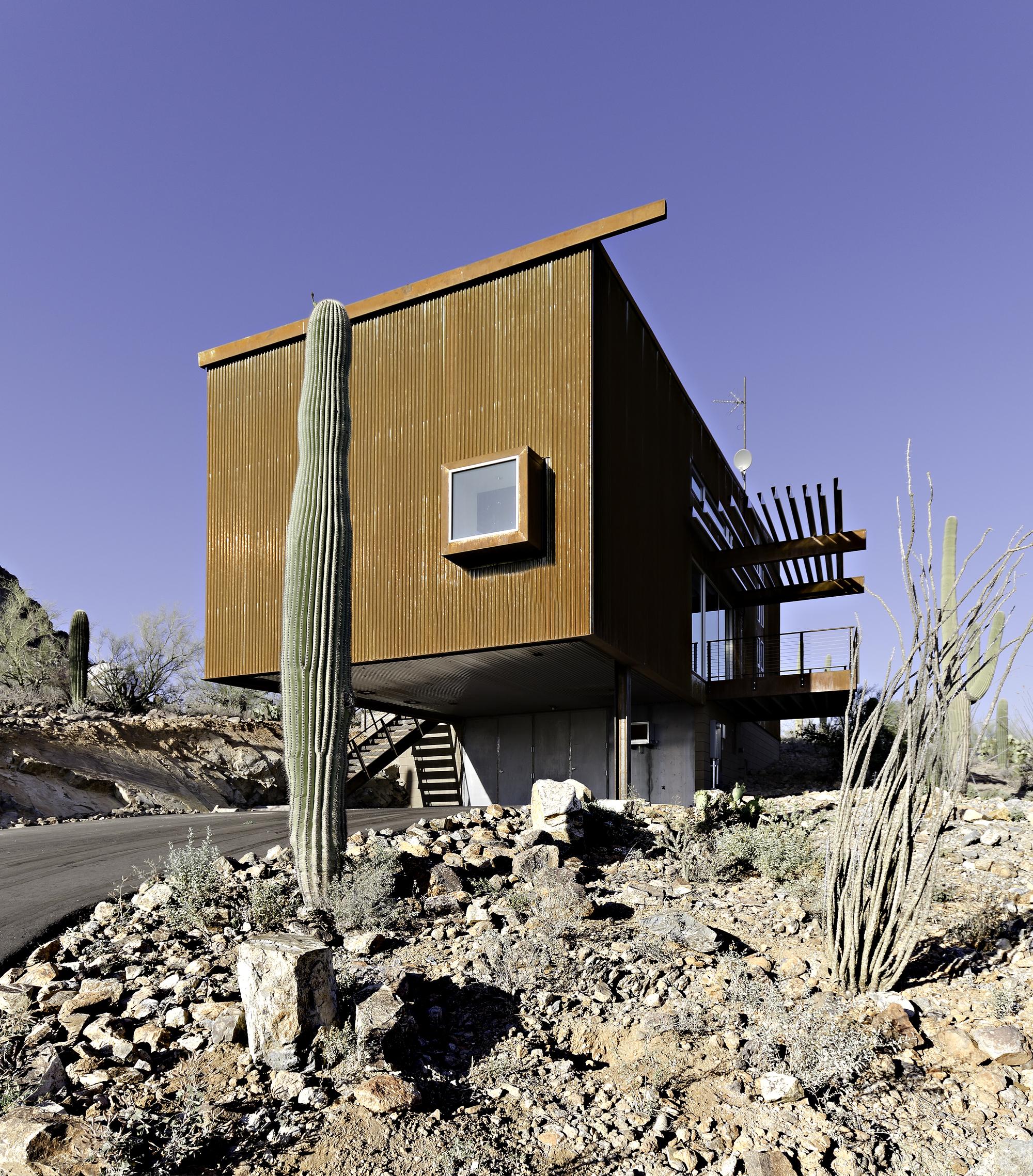 Diamond Head Mountain House / Rob Paulus Architects
