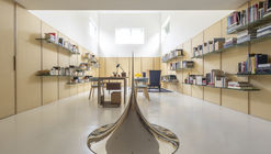 Biblioteca / Pascali Semerdjian Arquitetos