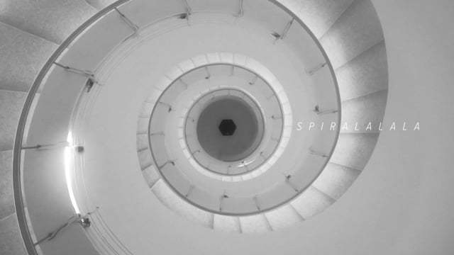 PanGenerator Reimagines Spiral Staircase As A Voice Transforming  Installation