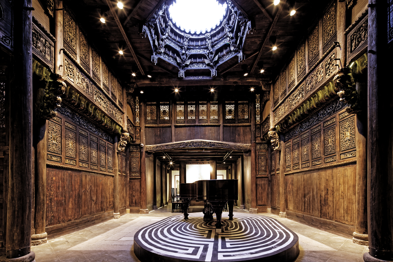 Treasure House of Shanghai Himalaya Art Museum / Shan Xiang Architectural