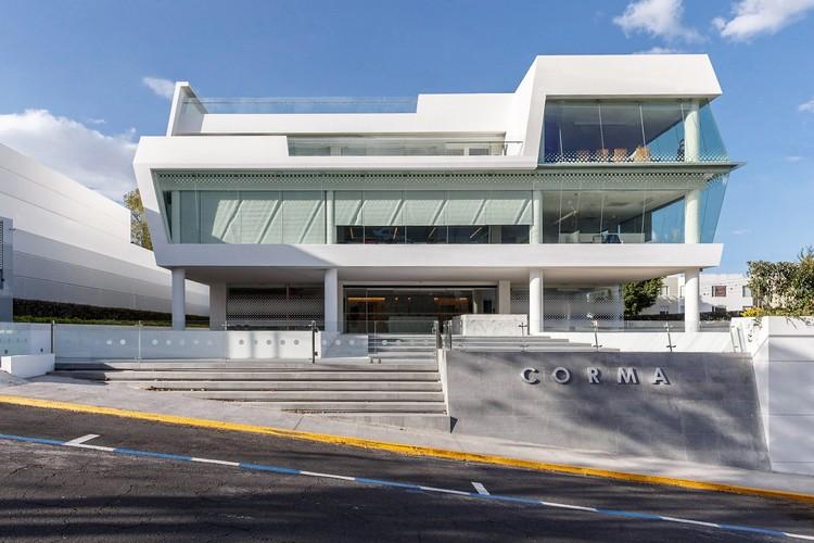 Edificio Corma / Estudio A0, © BIKUBIK