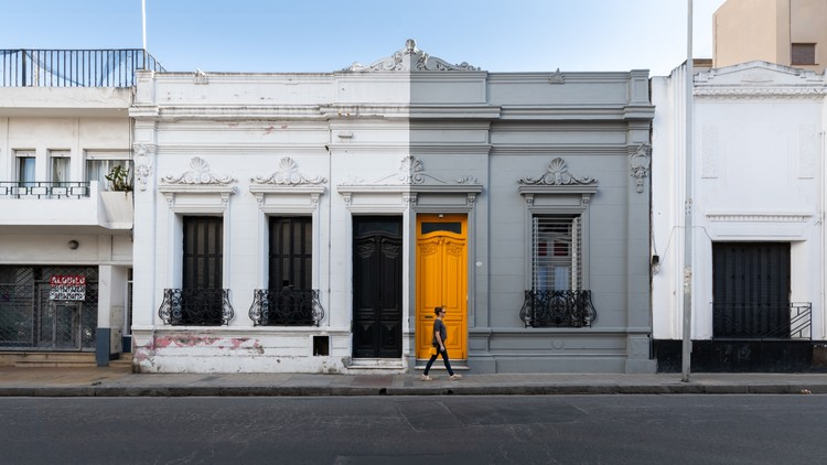 The Little House of the Yellow Door / Mariclé Scalambro arq., © Gonzalo Viramonte
