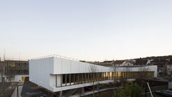 Interdepartemental Management and Administration Center / Ateliers 2/3/4/