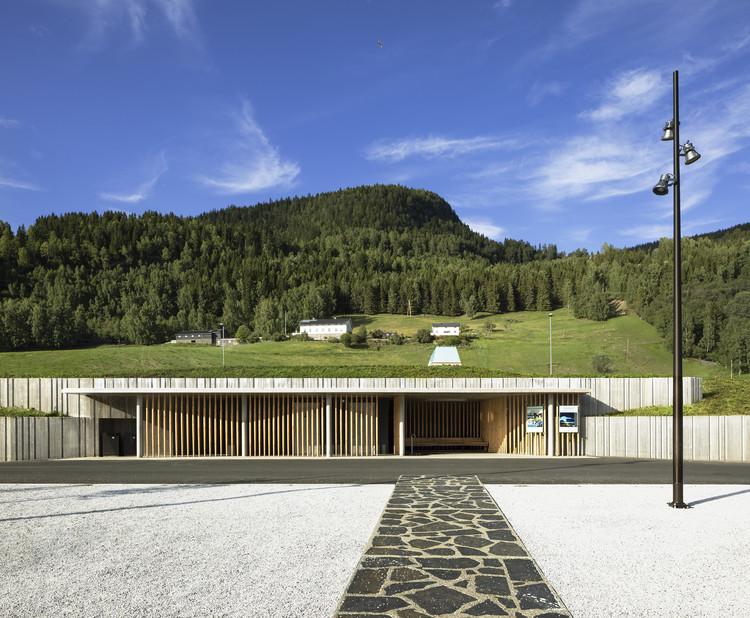 Krekke Rest Stop Area / Pushak + Lala Tøyen, © Ivan Brodey
