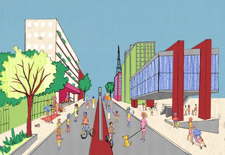 Casacadabra 2: livro de urbanismo para crianças será lançado no Sesc Av. Paulista, © Luísa Amoroso